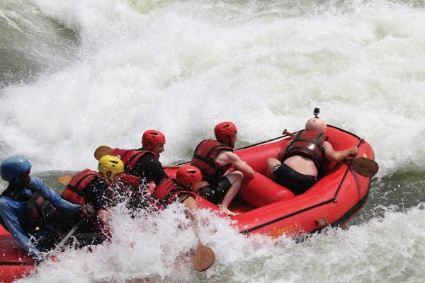 9 Days Uganda Wildlife Safari & White Water Rafting trip - Kabira Uganda Safaris