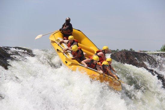 9 Days Uganda Wildlife Safari and White Water Rafting tour - Kabira Uganda Safaris