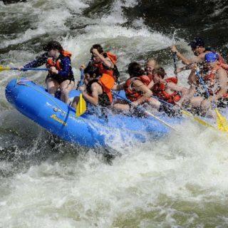 White Water Rafting in Jinja Uganda