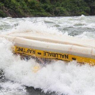 White Water Rafting in Uganda - Kabira Uganda Safaris