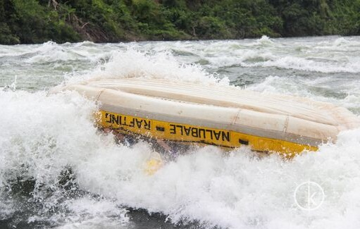 White Water Rafting in Uganda - Kabira Uganda Safaris