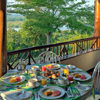 Paraa Safari Lodge - Murchison Falls National Park Accommodation