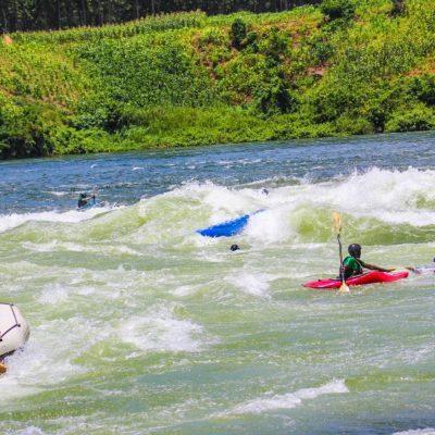 1 Day Jinja White Water Rafting Tour