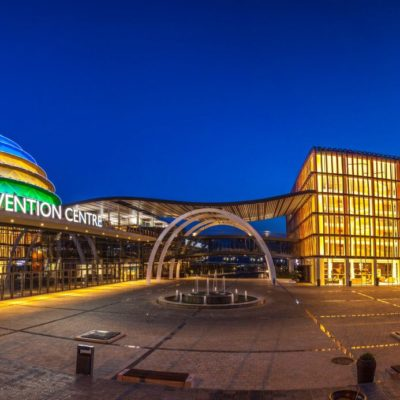 Kigali Rwanda Convention Center