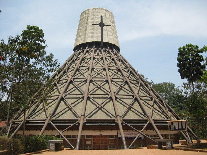 Namugongo Martyrs Shrine Uganda