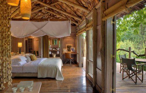 AndBeyond Lake Manyara Tree Lodge Safari Tanzania