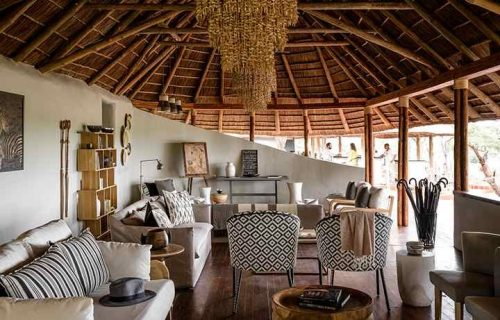 CONTEMPORARY AFRICAN - Sanctuary Swala camp