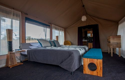 Kichuguu Tented camp Tanzania