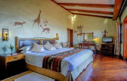 Serena Ngorongoro Lodge Tanzania