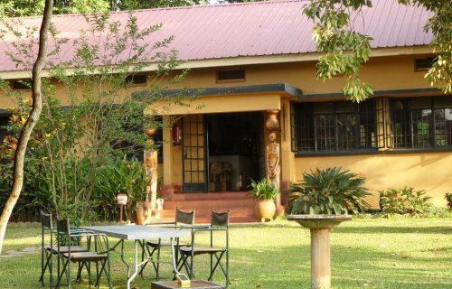 Airport Guest House - 10 Days Tanzania and Uganda Safari
