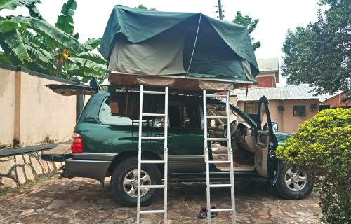 Car Rental Camping Gear Uganda