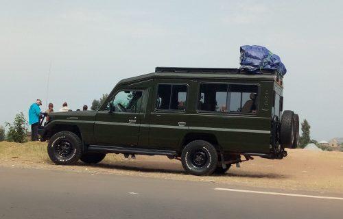 Toyota Land Cruiser Car Rental Kenya