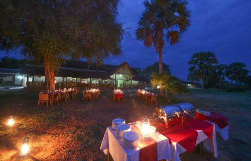 Pakuba safari Lodge -10 Days Tanzania and Uganda Safari