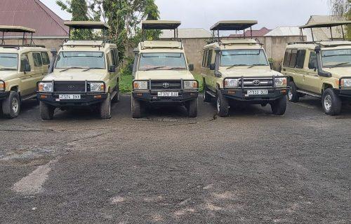 Tanzania 4×4 car rental drives
