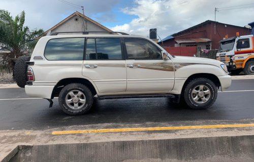 V8 Car Rental Tanzania