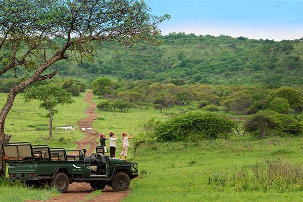 Family Safari Holidays in Rwanda