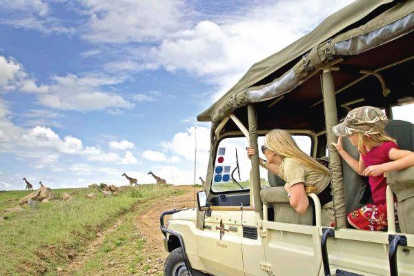 Family Safari in Rwanda
