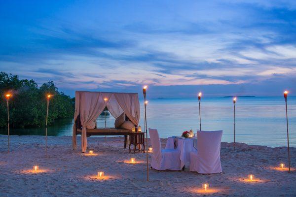 Honeymoon Vacations in Zanzibar