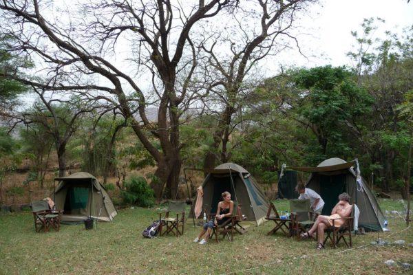 Kenya Camping Safari Adventures