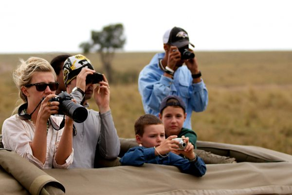 Photographic Safaris in Uganda