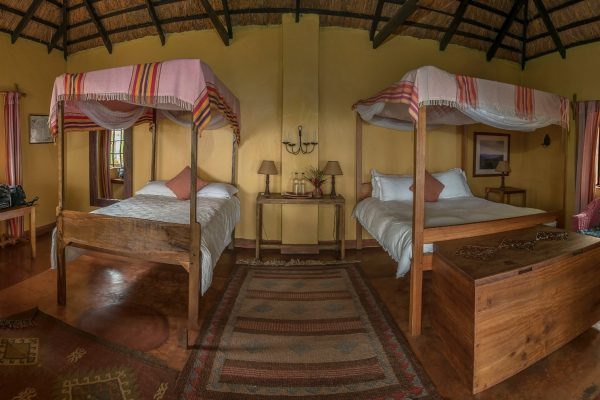 Rooms - Ndali Lodge